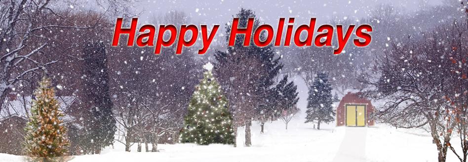 sliderhappy holidays